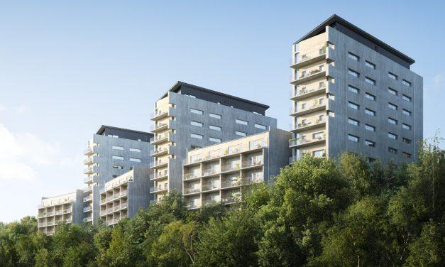 """Brf Viva vinnare av Guldhemmet i kategorin """"Årets bostadsutvecklare"""""""