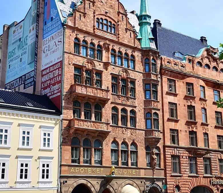 Apoteket Lejonet i Malmö