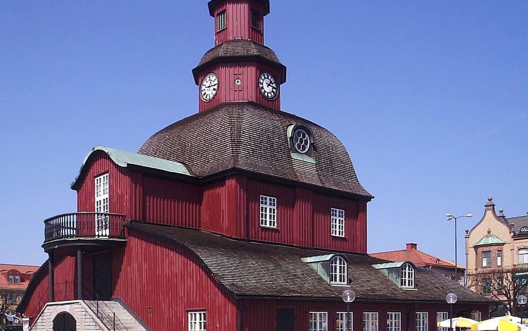 Rådhuset i Lidköping