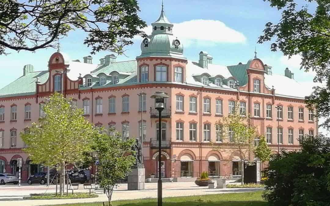 Tellushuset i Ljungby