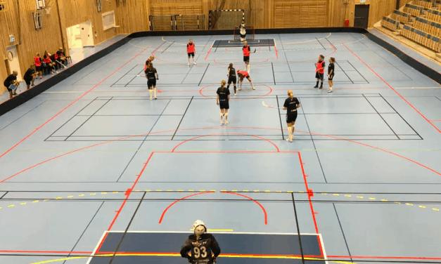 Täby FCs hemmahall har blivit K-Rauta Arena