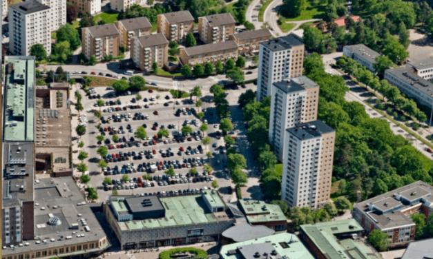 Farsta centrum: Bytt, bytt – kom aldrig igen?