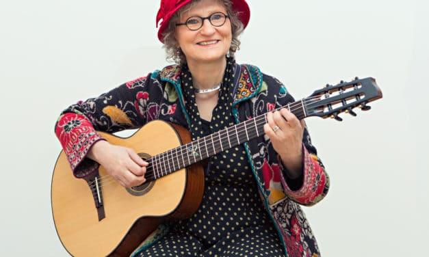 Gitte Pålsson är årets glädjespridare i Malmö