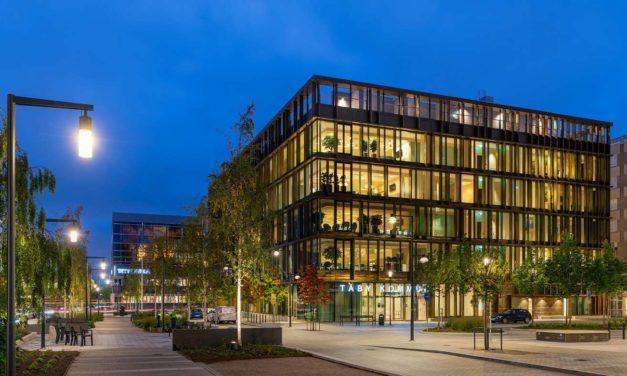 Täby – när arkitekturen får avgöra