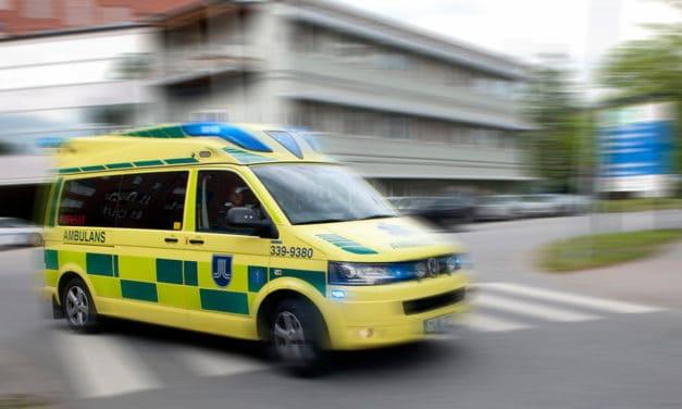 Årsta park nytt centrum för ambulanserna