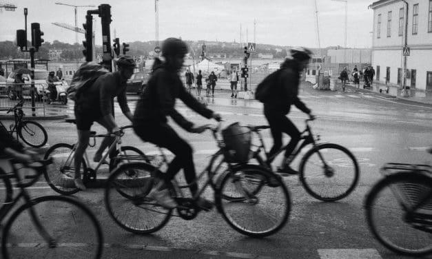 Fler tar cykeln från Söderort in till stan