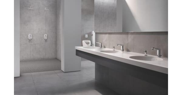 Senaste trenden: Beröringsfria badrum