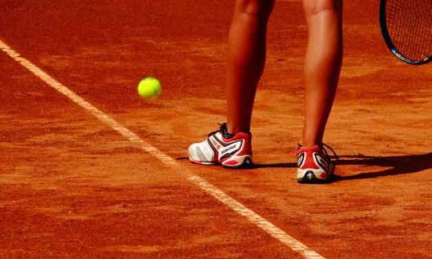 Sju nya tennisbanor på Limhamns idrottsplats