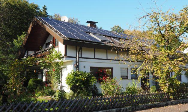 Lägre bidrag för installation av solceller i budgeten