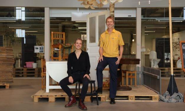 IKEA öppnar second hand-butik