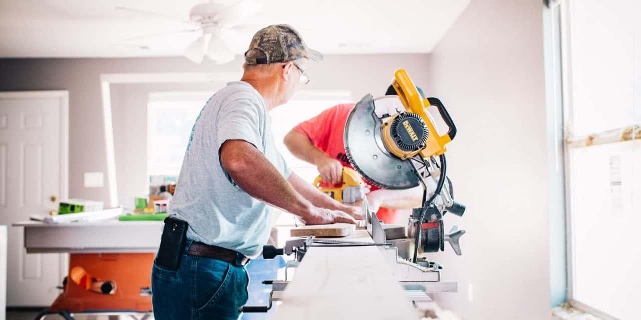 Höjning av ROT uteblev – men flera nyheter för byggsektorn