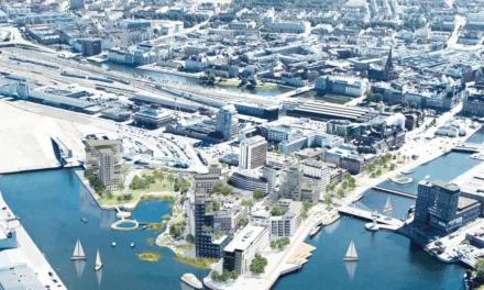 Smörkajen ger Malmö en ny vattenfront
