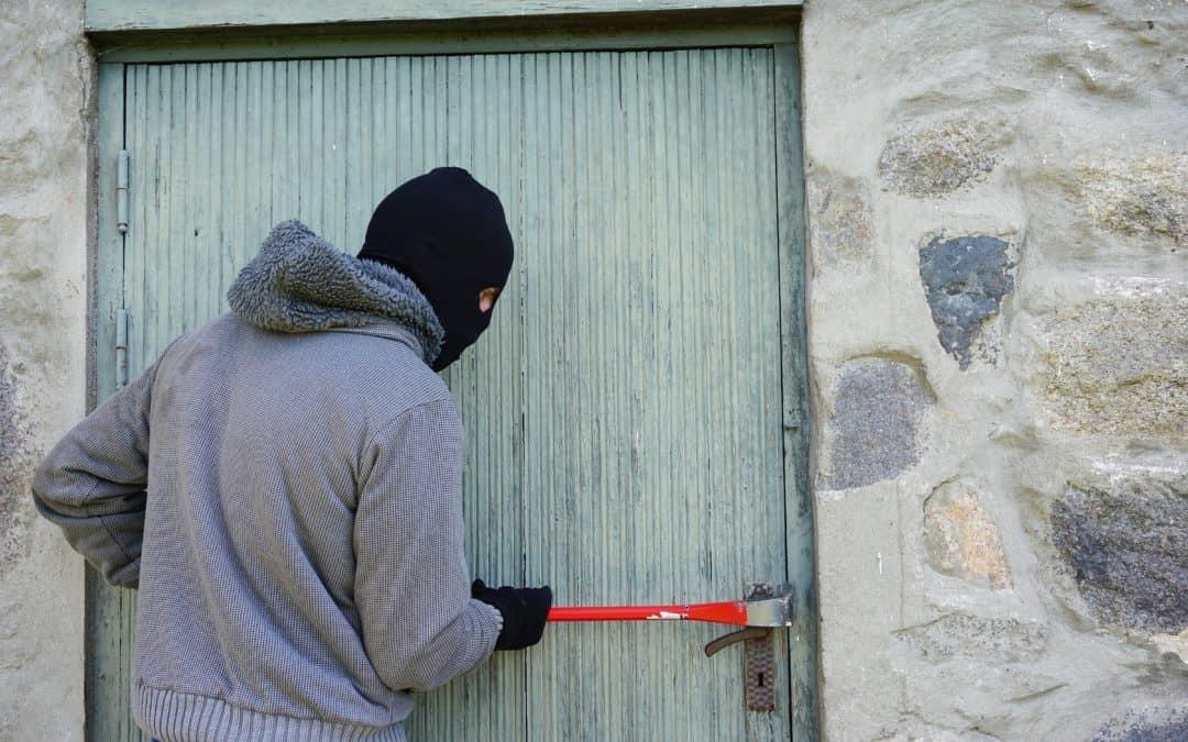 thief, burglary, break into
