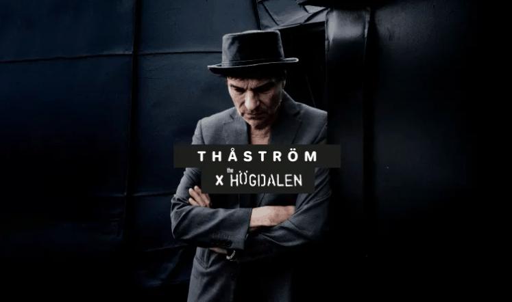 Attling valde Thåström för Högdalens egen hub