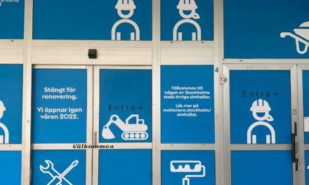 Våren 2022 öppnar vårt uppfräschade badhus