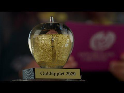 Guldäpple till forskare som ger svenska äpplen i butik året runt