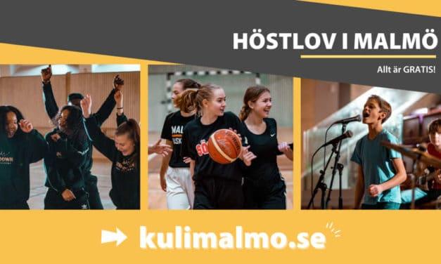 Höstlovet: Kul i Malmö bjuder på 100 aktiviteter
