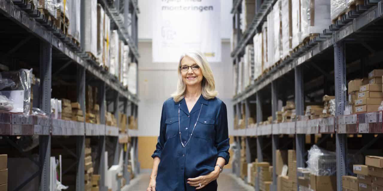 IKEA ökar försäljningen under pandemin