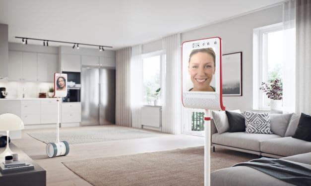 Robot är mäklarens nya visningsvärd!