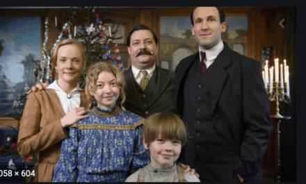 Årets julkalender är dubbelt lokal på Ekerö