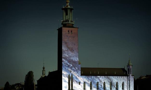 Ny ljushyllning under årets Nobelvecka