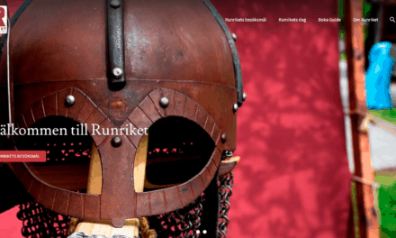 Vikingarna har flyttat in i det digitala Runriket