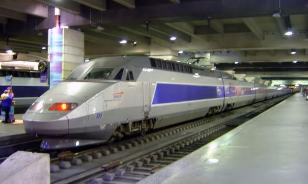 Fel station gör snabbt tåg till snigeltåget