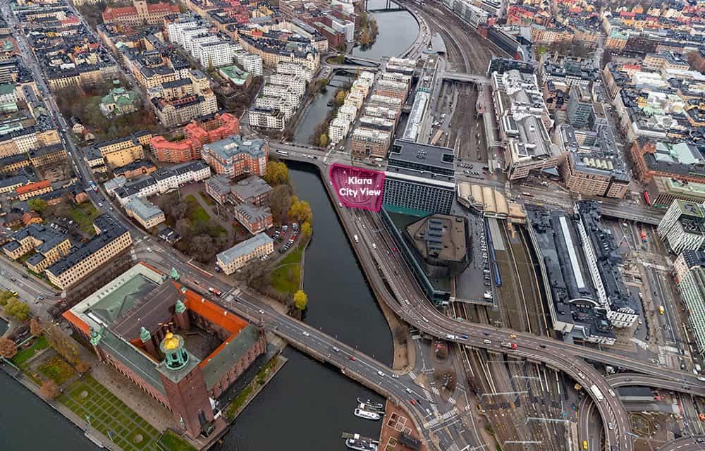 Stockholms stad säljer näst sista tomten i City