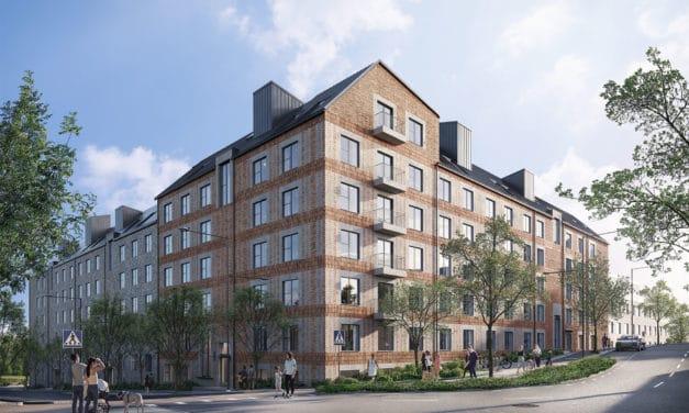 Hundra nya bostäder i Viggby Ängar