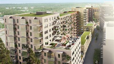 Ytterligare 396 lägenheter byggs i Kransen