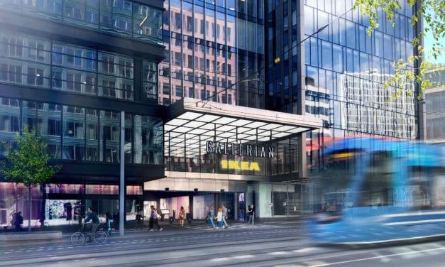 IKEA inreder gallerian i Stockholm – med nytt varuhus
