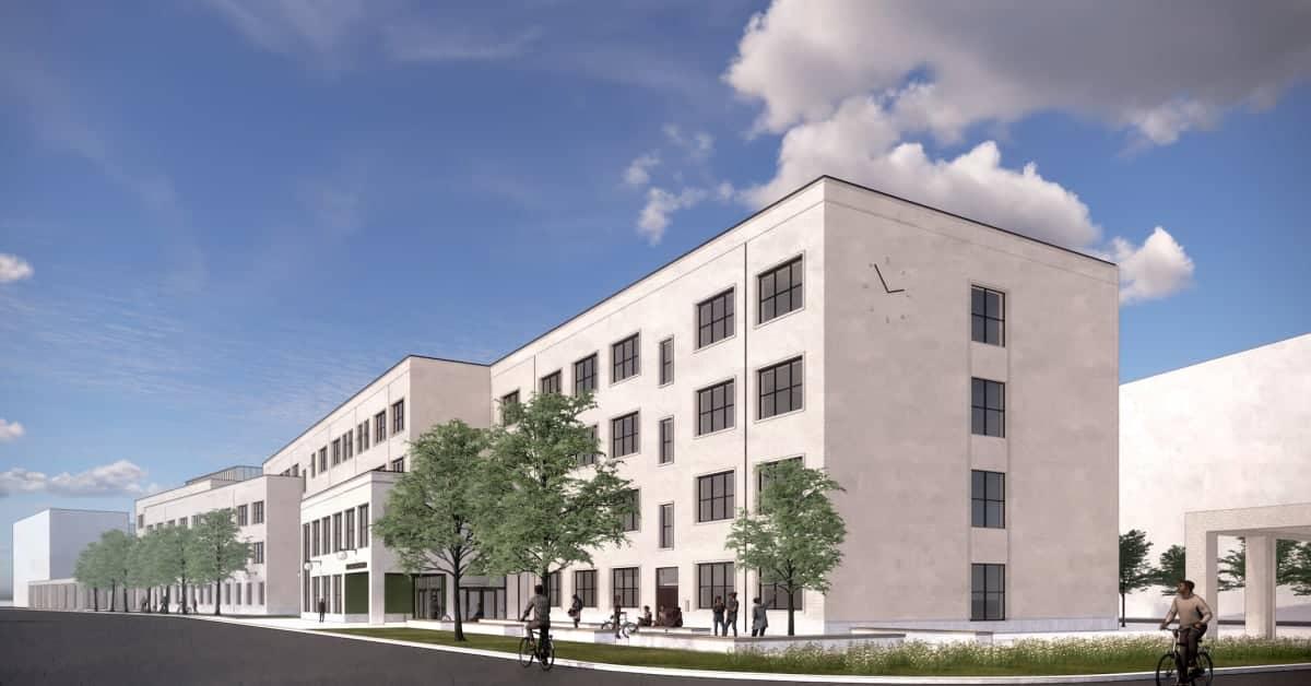 Klart: Ny, modern gymnasieskola på Universitetsholmen