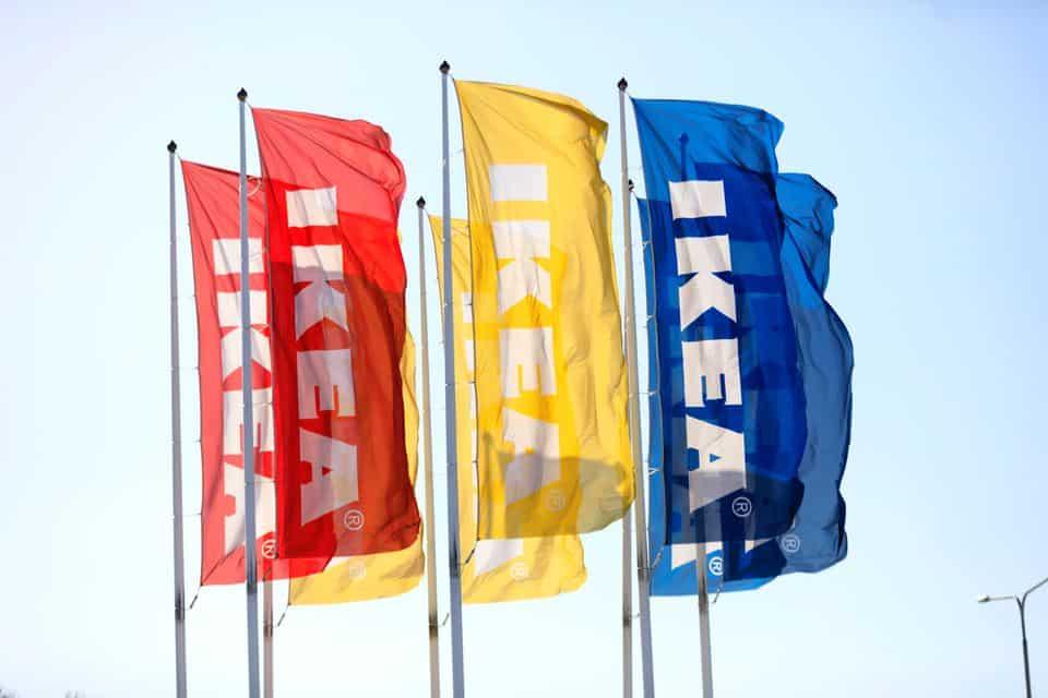 Grön el när det blåser nya vindar hos IKEA