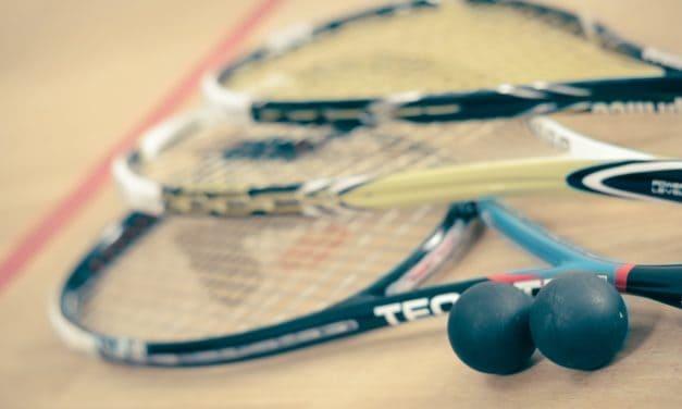 Prova-på squash i Enskedehallen